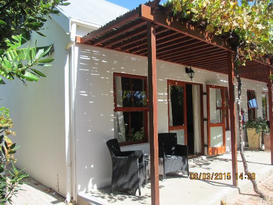 Mimosa Lodge : Garden suite