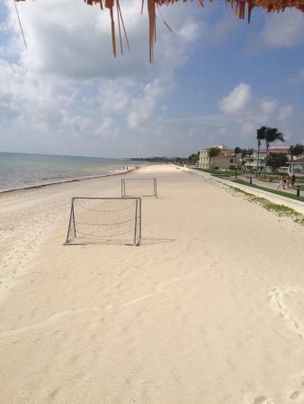 Beach at Nizuc