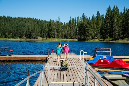 Newport/Little Diamond Lake KOA: Camp activities