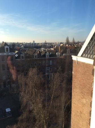 Ibis Styles Amsterdam City: La vista dalla camera