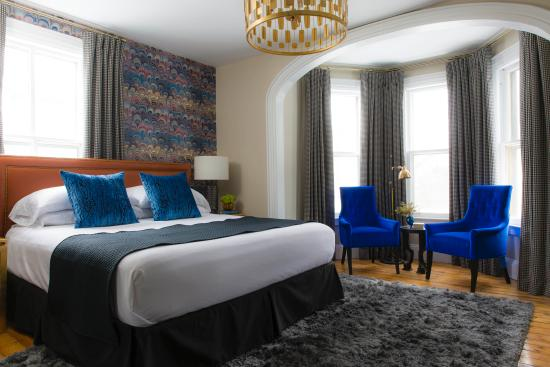 Stunning And Ious Rooms At Gilded A Boutique Newport Ri Hotel