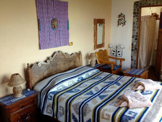 La Casa del Mundo Hotel: Standard Room