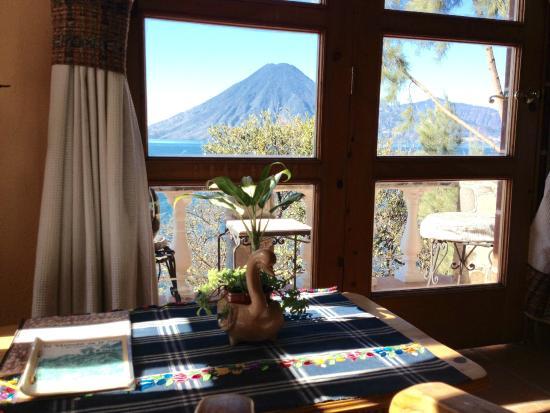 La Casa del Mundo Hotel: Volcan