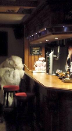 The Globe Inn: bunnys in globe inn