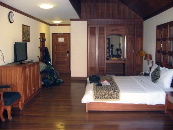 Monet Garden Villa: schlafzimmer