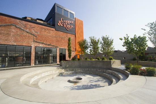 ‪Copper & Kings American Brandy Distillery‬