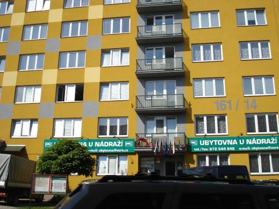 Ubytovna Unadrazi : Ubytovna u Nádraží