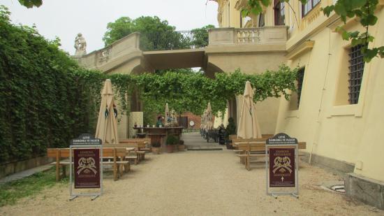 Zamecka Restaurace Austerlitz