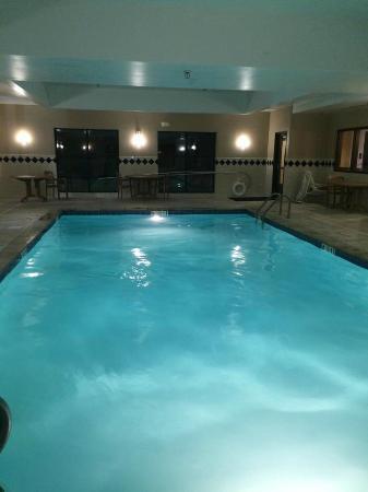 Comfort Suites Mount Juliet: Hotel Pool