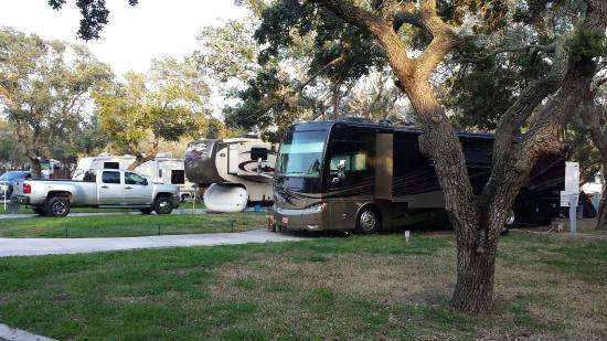 Rockport, TX: More campers