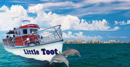 ‪Little Toot Dolphin Adventures‬