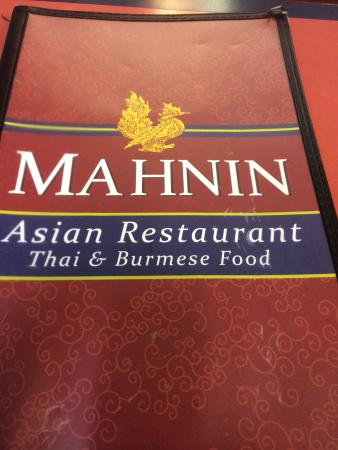 Mahnin Asian Restaurant