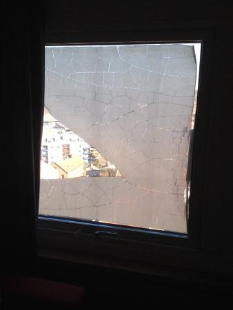 """Quality Hotel Panorama: """"Panorama View"""" from room."""