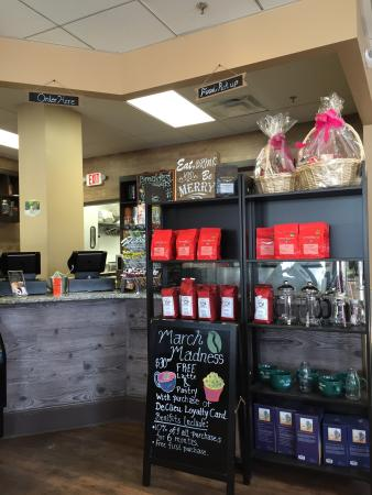 De Clieu Coffee & Sandwiches