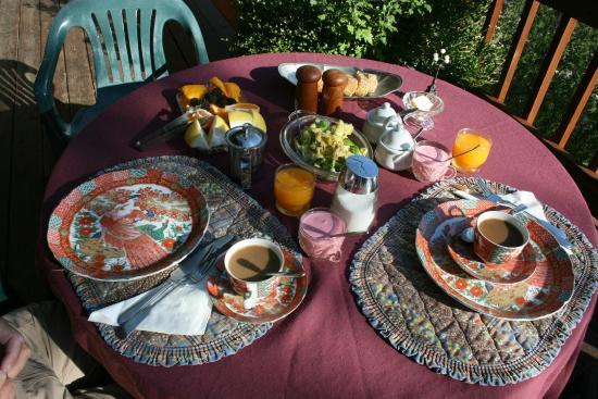 Residence Bellevue Guesthouse: breakfast