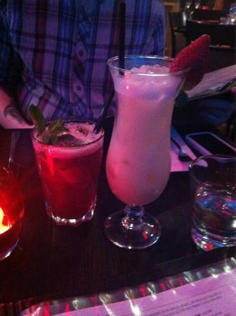 Vittoria On The Bridge: Cocktails