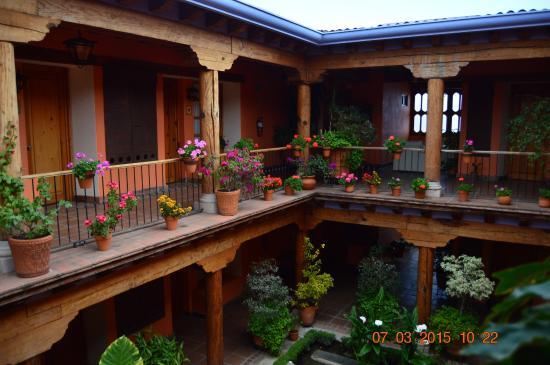 Hotel Pueblo Magico: zonas comunes