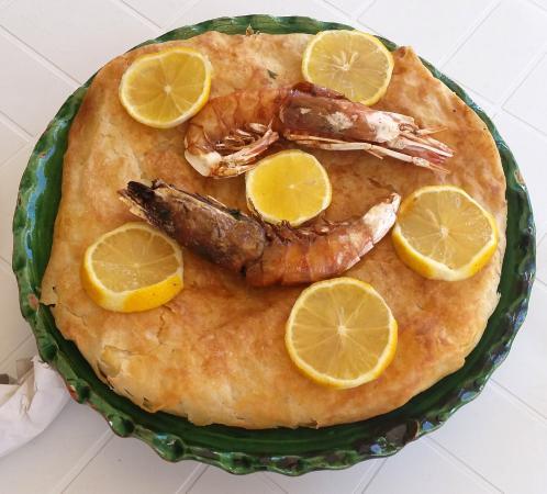 Chez hosni : Pastilla aux poissons