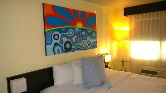 Hotel Current: Room decor