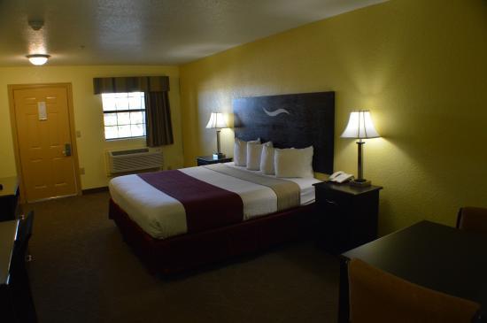 Scottish Inns Fort Worth: King Room