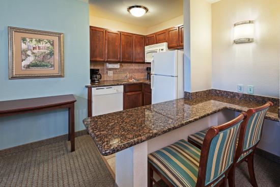 Kitchen In The 48 Bedroom And 48 Bedroom Suites Picture Of Gorgeous 2 Bedroom Suites San Antonio Tx