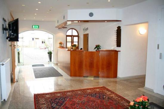 Hotel Erlenbacherhof Bad Homburg