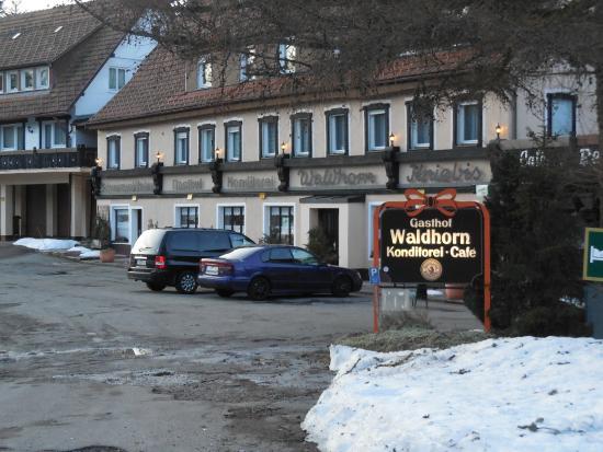 waldhorn kniebis konditorei cafe pension schwarzwaldl dle freudenstadt restaurant. Black Bedroom Furniture Sets. Home Design Ideas