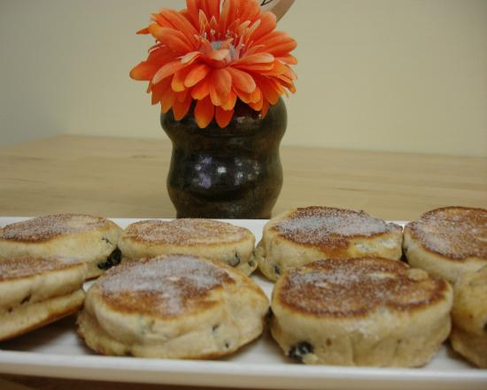 Food 4 Thought: Welsh Cakes for St David's Day.
