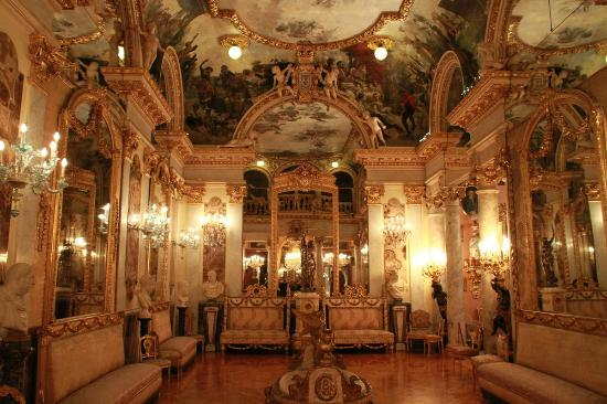 Part of armory collection - Picture of Museo Cerralbo ...