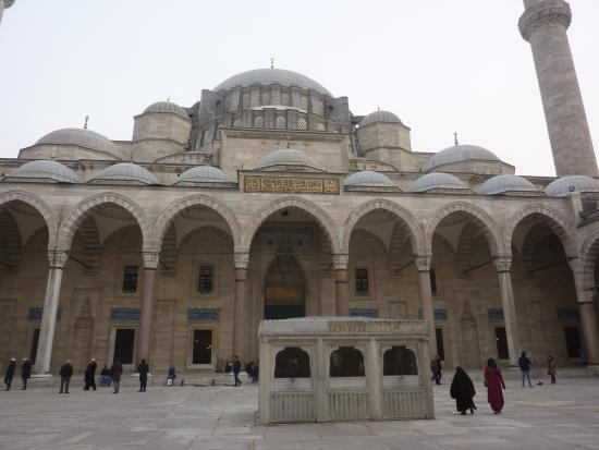 Suleymaniye Mosque - Picture of Suleymaniye Mosque ...