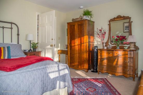 Green Heron Bed and Breakfast: Sandpiper room