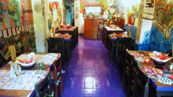 Damballa Restaurante