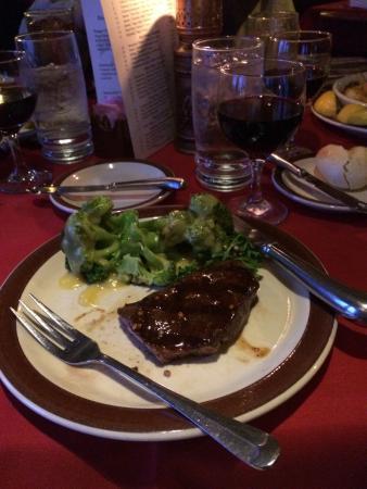 Bentley's Restaurant & Pub: Lighter fare