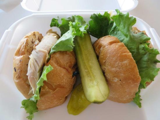 Jack's Urban Eats: Turkey Sandwich