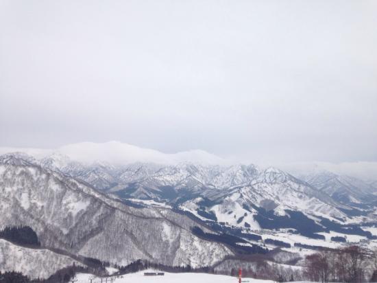 Iwappara Ski Resort: 天気は変わりやすいです。