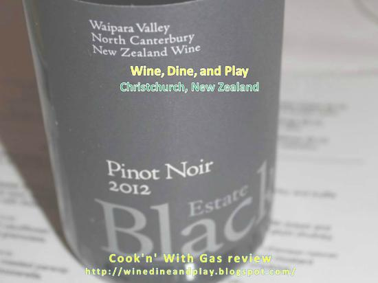 Cook'n' With Gas : the wine