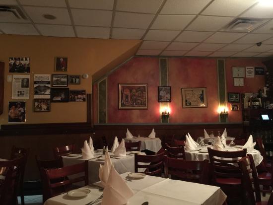 Monte's Trattoria: The Classic restaurant