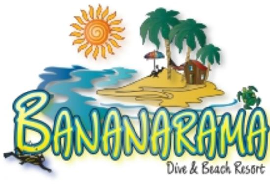 Bananarama Beach and Dive Resort: Bananarama Logo
