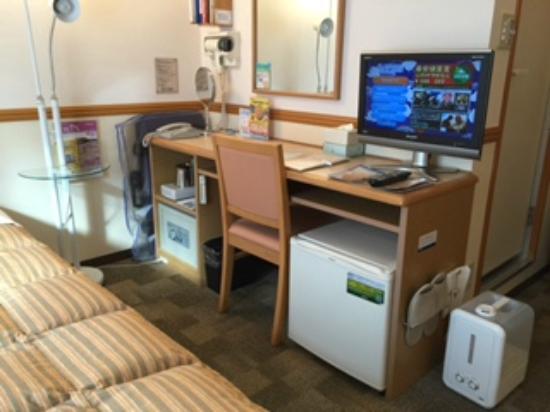 Toyoko Inn Yodoyabashi-eki Minami: ネットもサクサク