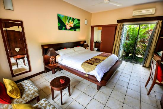 Chambre Tropicale Lit King Size 180 X 200 Picture Of Hotel Kou