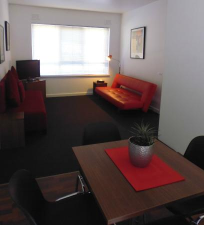 Apartments of South Yarra: Apartment - Dinning / Lounge Room