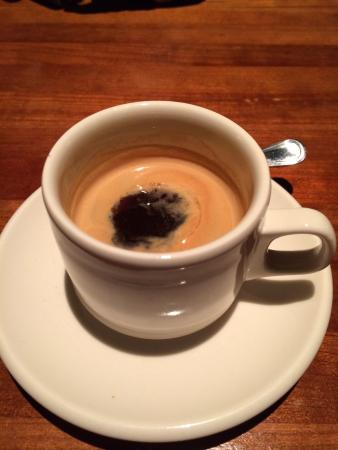 J Alexander's Restaurant: And there espresso was a perfect night cap to the end of an absolutely fabulous meal!