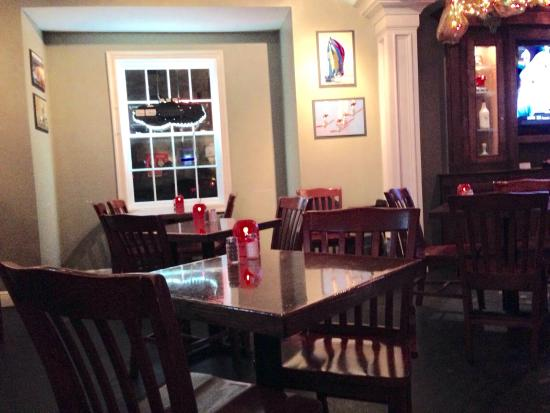 Adventures Pub Spirits Dining Area Near Front Door