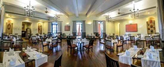 Gokarna Forest Resort: Durbar Restaurant