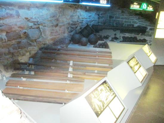 Forges du Saint-Maurice : iron pieces