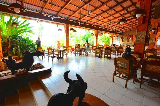 Eva Lanka Hotel: Restaurant