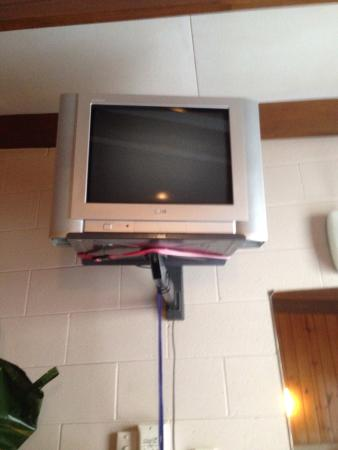 New Orleans Hotel: The great tv