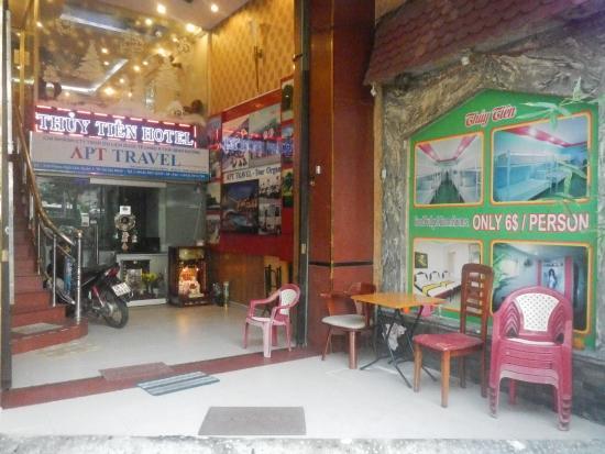 Thuy Tien Hotel: 外観