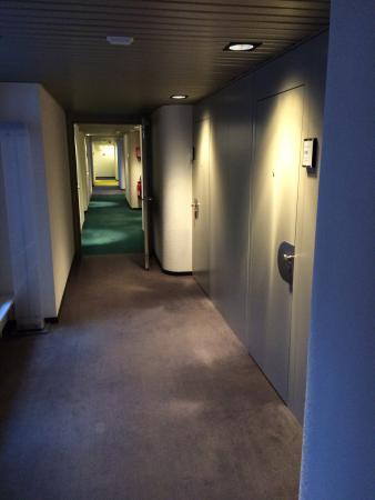 Best Western Hotelbern: Jail or hotel ?