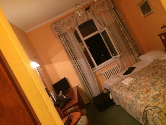 Hotel Union Prague: Camere